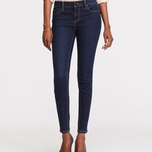 Ann Taylor Skinny Ankle Jeans